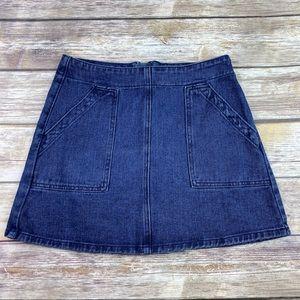 •Kendall & Kylie• Pacsun Denim High Waisted Skirt
